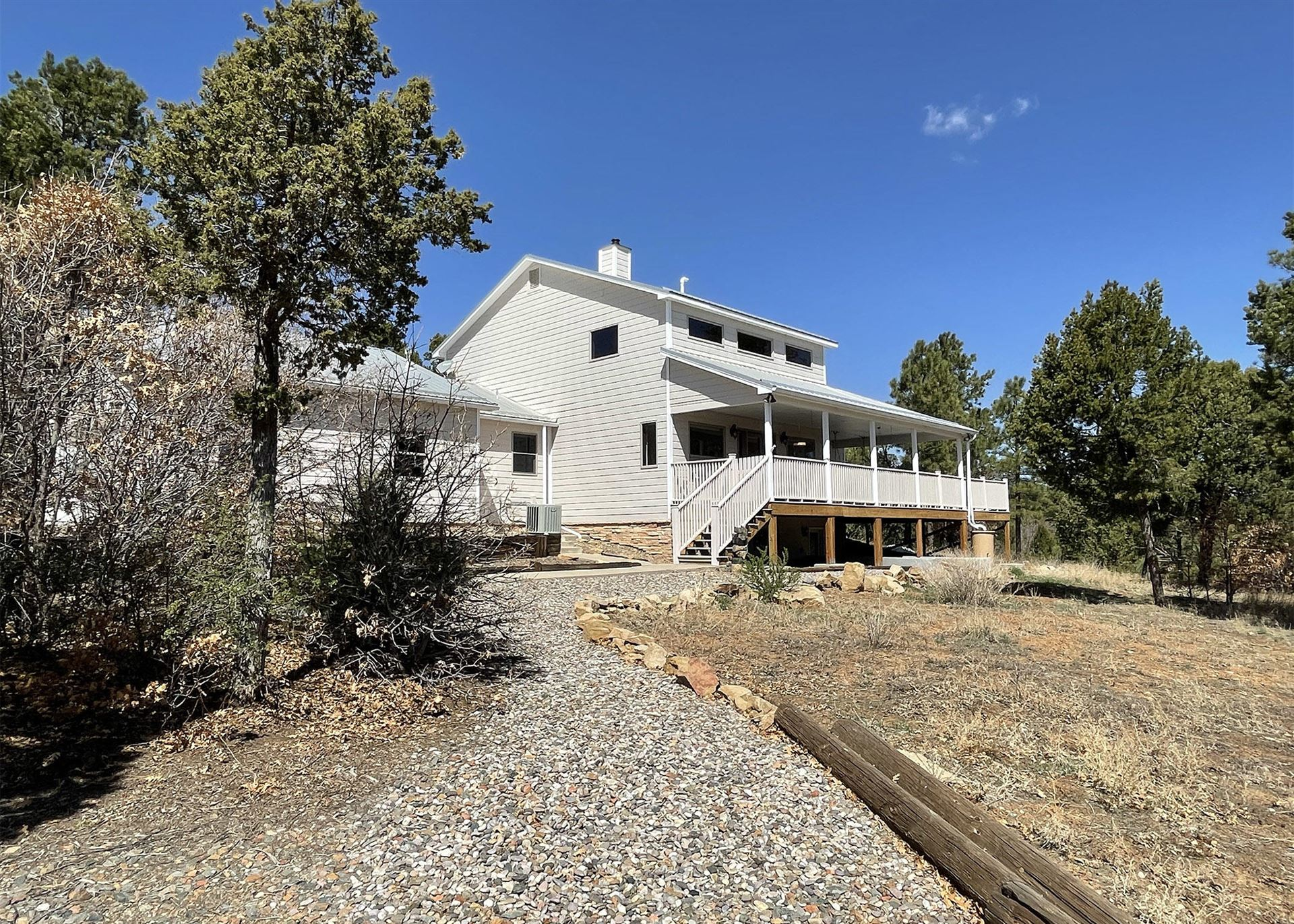 Photo for 15 Nichols Court, Tijeras, NM 87059 (MLS # 988469)