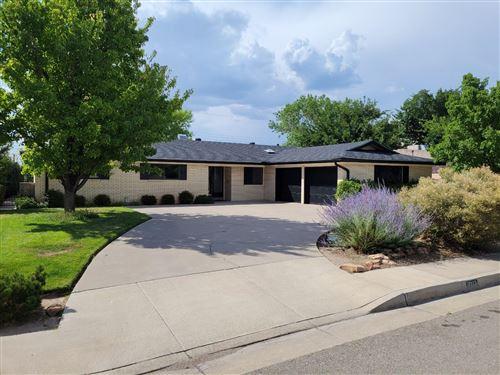 Photo of 2317 ADA Place NE, Albuquerque, NM 87106 (MLS # 996472)