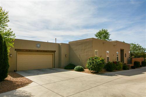 Photo of 5312 Sacate Avenue NW, Albuquerque, NM 87120 (MLS # 971474)