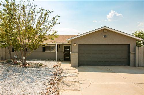 Photo of 3809 Tulane Drive NE, Albuquerque, NM 87107 (MLS # 975476)