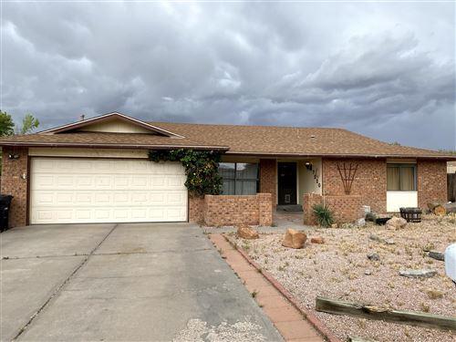 Photo of 7220 RELAMPAGO Street NW, Albuquerque, NM 87120 (MLS # 991477)