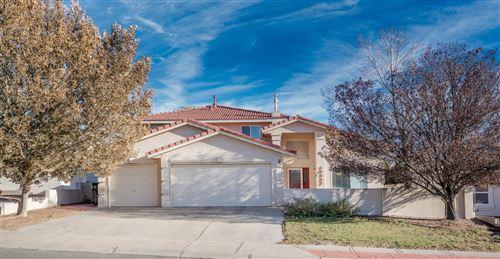 Photo of 10332 DURHAM Street NW, Albuquerque, NM 87114 (MLS # 981478)