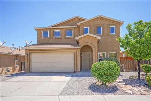 Photo of 10928 Argonite Drive NW, Albuquerque, NM 87114 (MLS # 969479)