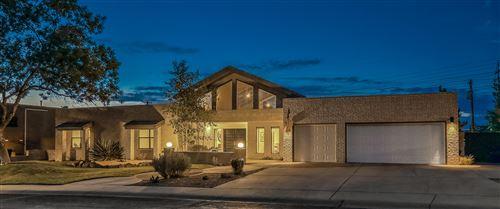 Photo of 9701 TANOAN Drive NE, Albuquerque, NM 87111 (MLS # 971480)