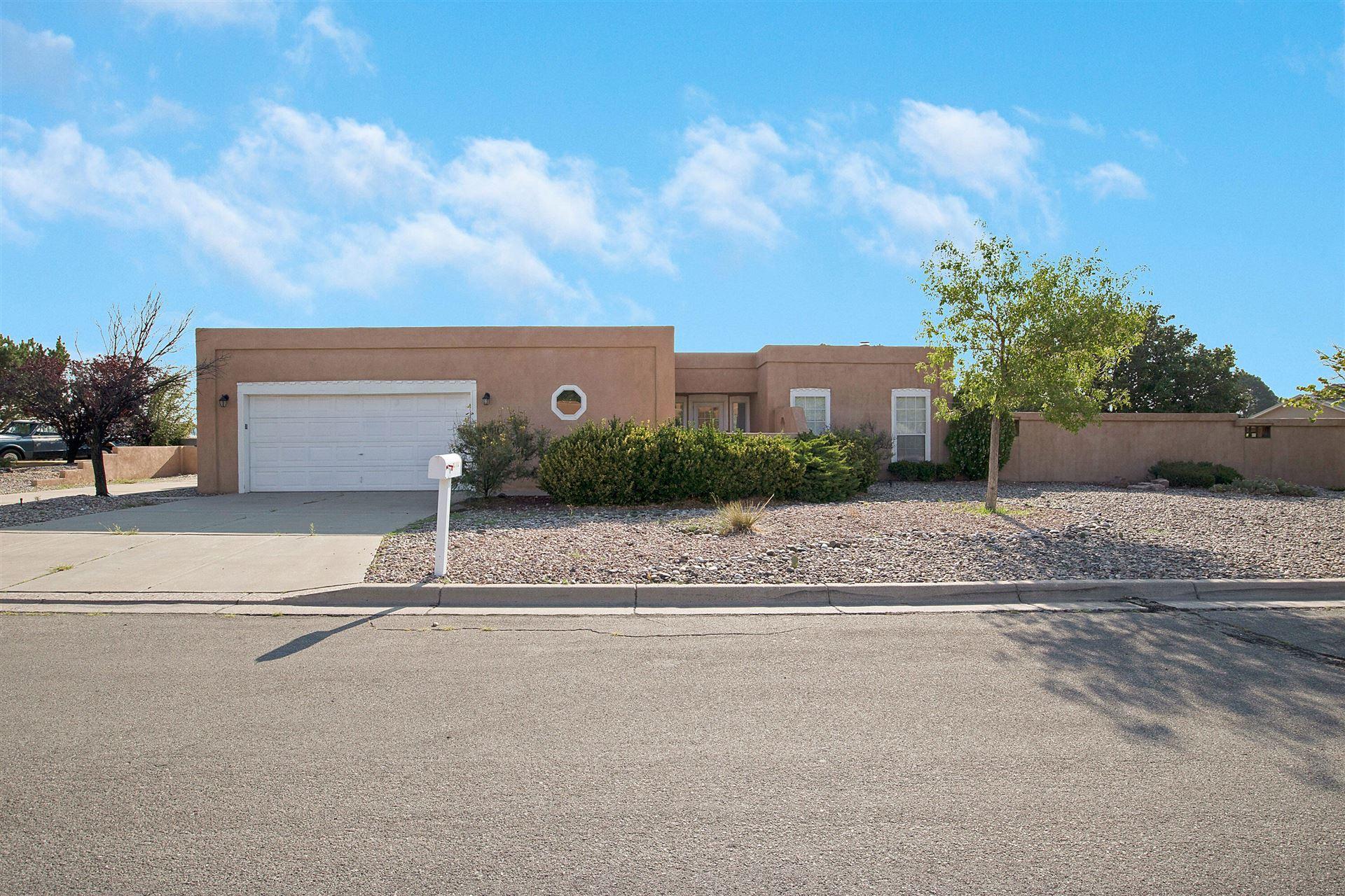 10300 TIMAN Place NW, Albuquerque, NM 87114 - #: 998480