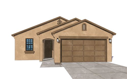Photo of 4397 Golden Eagle Loop NE, Rio Rancho, NM 87144 (MLS # 983481)