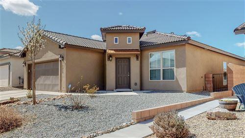 Photo of 7313 OJAI Street NE, Albuquerque, NM 87109 (MLS # 987481)
