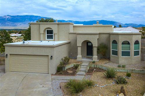 Photo of 10216 SILVER GRADE Court NW, Albuquerque, NM 87114 (MLS # 974485)
