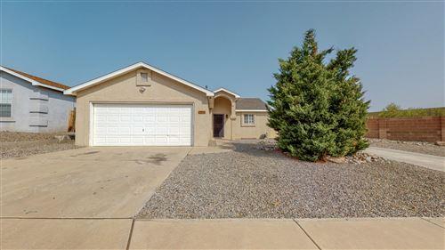 Photo of 1404 Tigerwood Court NW, Albuquerque, NM 87120 (MLS # 977486)