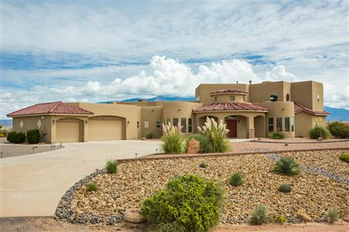 Photo of 1430 BRIDGER Road NE, Rio Rancho, NM 87144 (MLS # 986487)