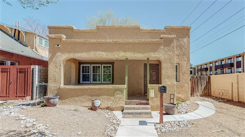 Photo of 310 10th Street NW, Albuquerque, NM 87102 (MLS # 989489)