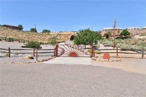 Photo of 190 NICKY Lane, Corrales, NM 87048 (MLS # 976490)