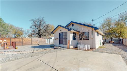 Photo of 308 49TH Street NW, Albuquerque, NM 87105 (MLS # 981491)