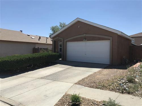 Photo of 8942 THOR Road SW, Albuquerque, NM 87121 (MLS # 974492)