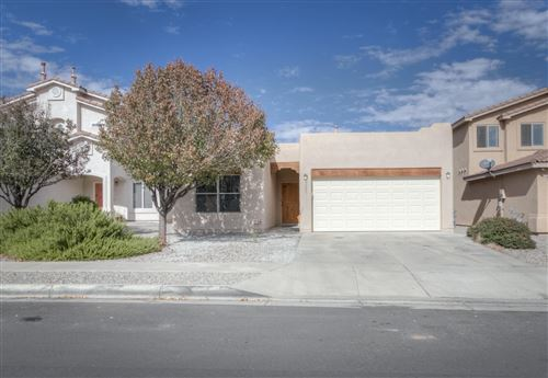 Photo of 9205 CINDER Place NW, Albuquerque, NM 87120 (MLS # 980492)