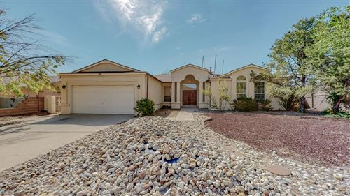 Photo of 1048 N SANDIA VISTA Road NE, Rio Rancho, NM 87144 (MLS # 1001493)