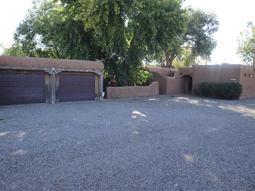 Photo of 7617 Guadalupe Trail NW, Los Ranchos, NM 87107 (MLS # 960494)