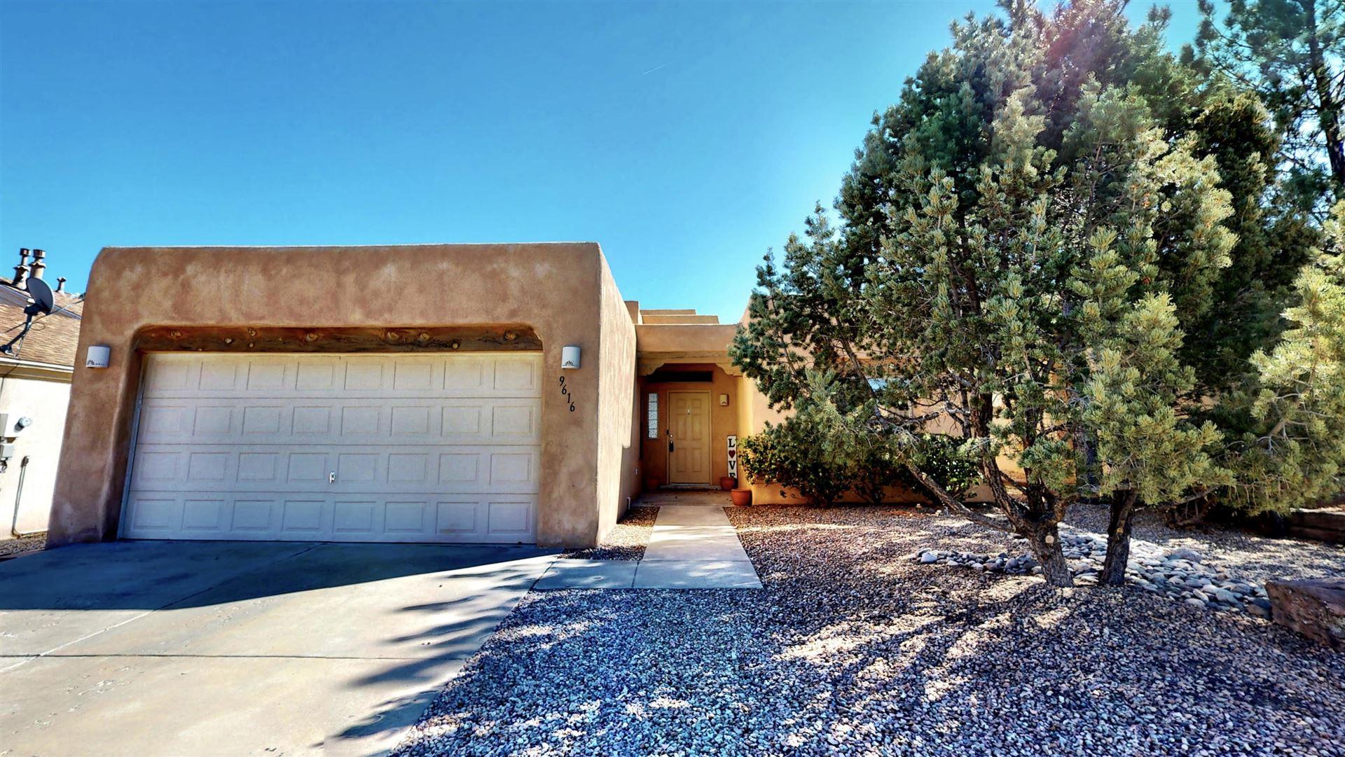 Photo of 9616 VISTA CASITAS Drive NW, Albuquerque, NM 87114 (MLS # 986494)