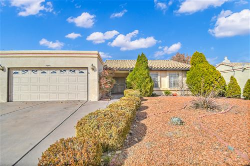 Photo of 7605 WILLOW WOOD Drive NW, Albuquerque, NM 87120 (MLS # 981495)