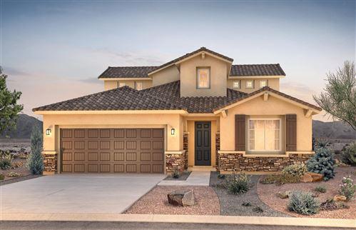 Photo of 8704 La Pradera Way NE, Albuquerque, NM 87113 (MLS # 970496)