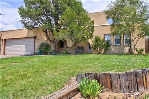 Photo of 3904 GENERAL BRADLEY Street NE, Albuquerque, NM 87111 (MLS # 996500)