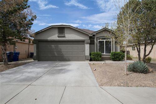 Photo of 5815 Aquarius Avenue NW, Albuquerque, NM 87114 (MLS # 991501)
