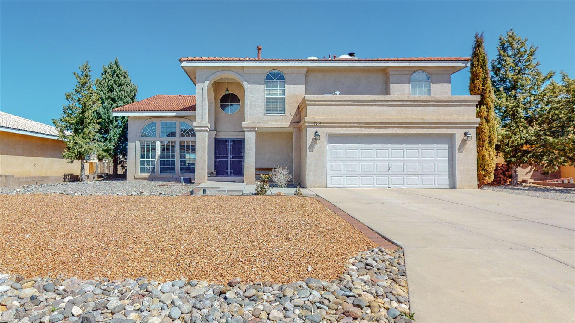 Photo of 3209 CHANDRA Lane SE, Rio Rancho, NM 87124 (MLS # 989501)