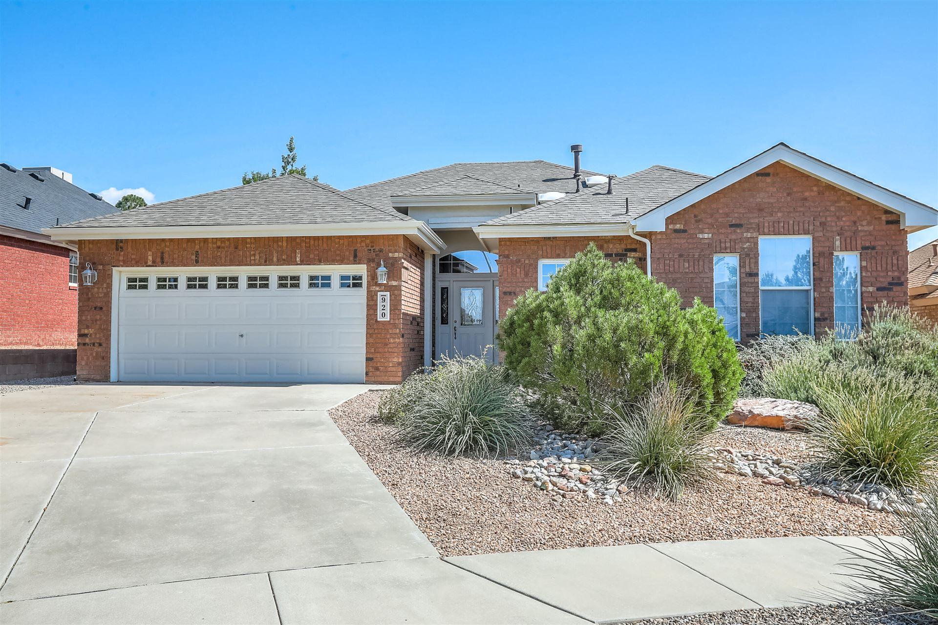 Photo of 920 SEATTLE SLEW Avenue SE, Albuquerque, NM 87123 (MLS # 1001502)