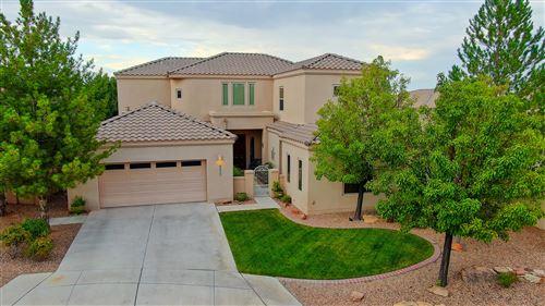 Photo of 5215 NEWBERRY Way NW, Albuquerque, NM 87120 (MLS # 974503)