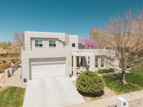 Photo of 9201 Redmont Road NE, Albuquerque, NM 87109 (MLS # 989503)