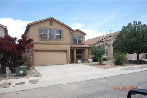 Photo of 1320 AMOLE Drive SW, Albuquerque, NM 87121 (MLS # 993503)