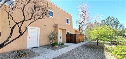 Photo of 4701 MORRIS Street NE #202, Albuquerque, NM 87111 (MLS # 990504)