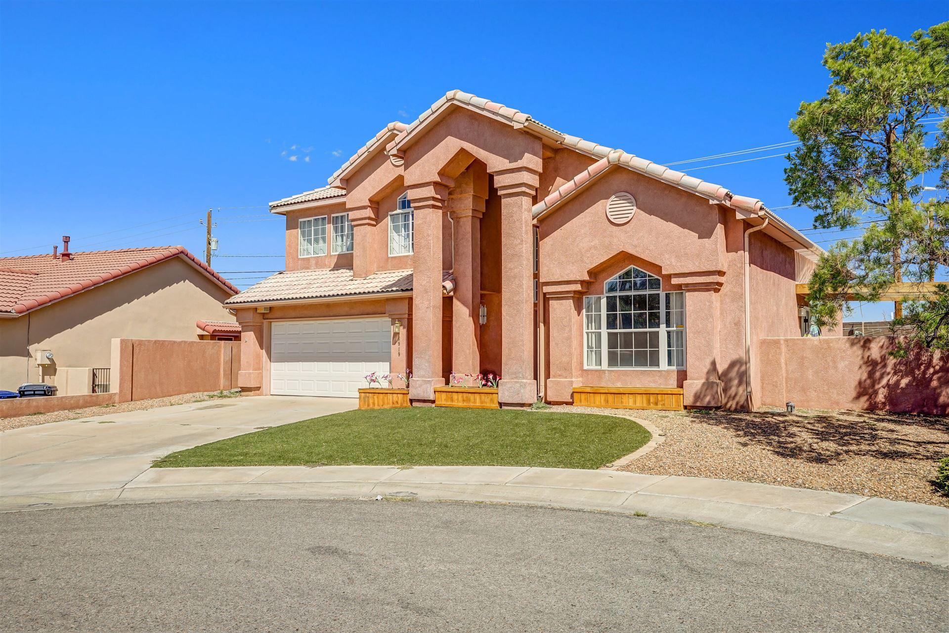 Photo of 6919 TESORO Place NE, Albuquerque, NM 87113 (MLS # 1001504)