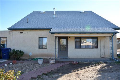 Photo of 2808 SOCORRO Street NW, Albuquerque, NM 87104 (MLS # 957507)