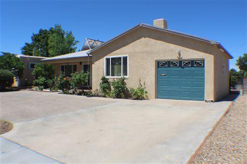 Photo of 1867 PROPPS Street NE, Albuquerque, NM 87112 (MLS # 969507)