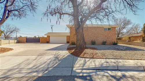 Photo of 3512 AMHERST Place NE, Albuquerque, NM 87107 (MLS # 983507)