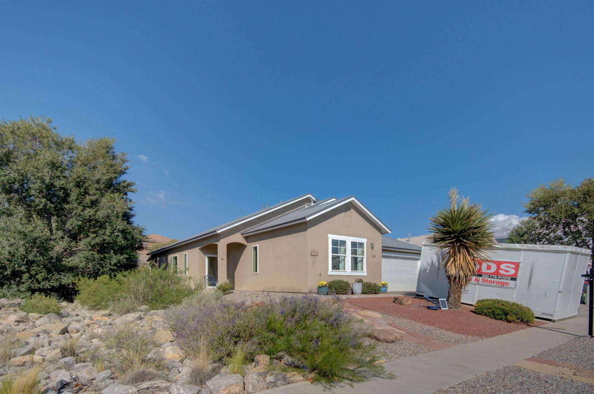 Photo of 369 MINTURN Loop NE, Rio Rancho, NM 87124 (MLS # 1001509)