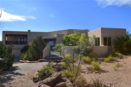 Photo of 22 Tierra Madre Court, Placitas, NM 87043 (MLS # 949512)
