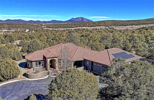Photo of 18 COYOTE CANYON Trail, Tijeras, NM 87059 (MLS # 985512)
