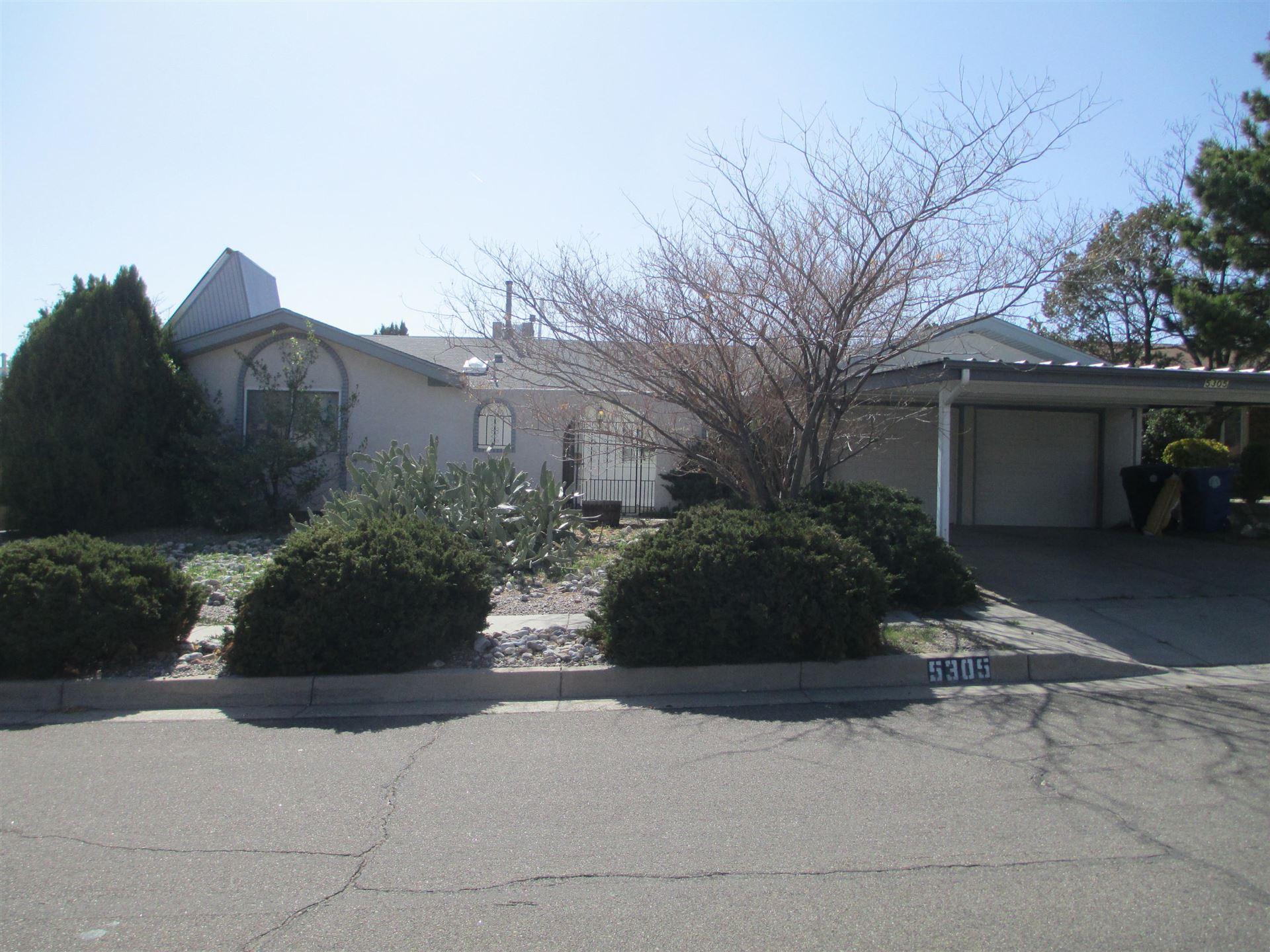 5305 HINES Drive NE, Albuquerque, NM 87111 - MLS#: 989513