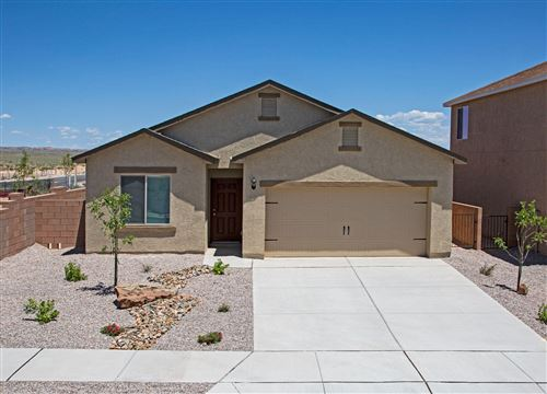 Photo of 3717 Bronco Trail NE, Rio Rancho, NM 87124 (MLS # 968515)