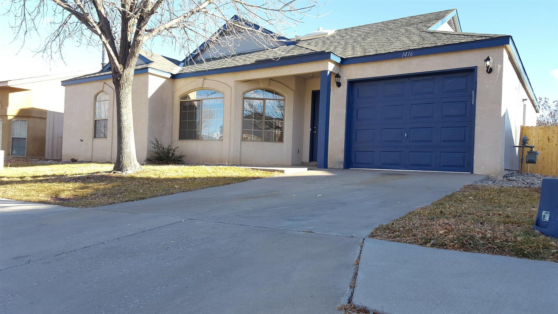 1416 Lupine Drive NE, Rio Rancho, NM 87144 - MLS#: 988516