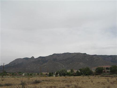 Photo of 0 Corona NE, Albuquerque, NM 87122 (MLS # 938519)