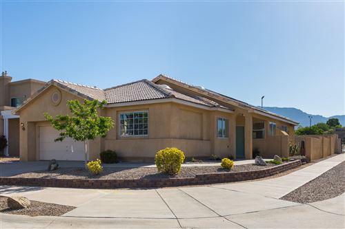 Photo of 7600 La Mariposa Place NE, Albuquerque, NM 87109 (MLS # 995520)