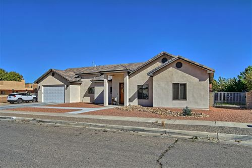 Photo of 6308 CRYSTAL Avenue NW, Albuquerque, NM 87120 (MLS # 979521)