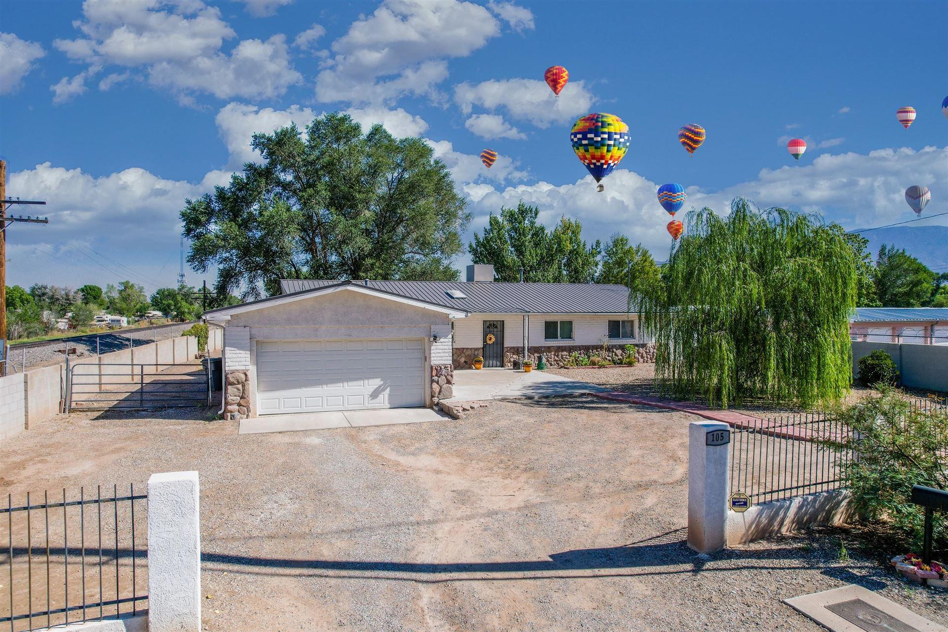Photo for 105 ORTEGA Road NE, Albuquerque, NM 87113 (MLS # 1001522)