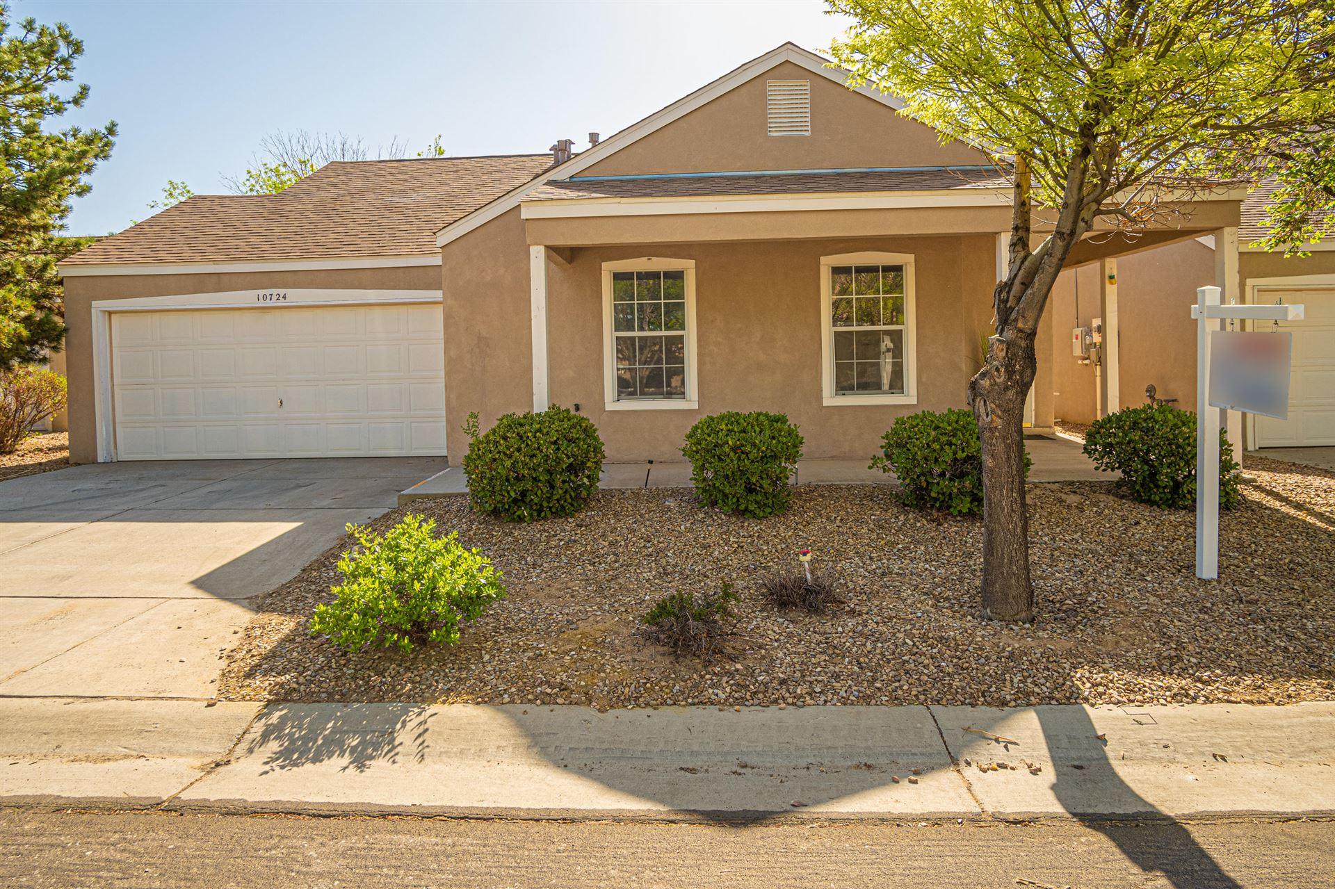 Photo of 10724 CHILILI Drive NW, Albuquerque, NM 87114 (MLS # 991522)