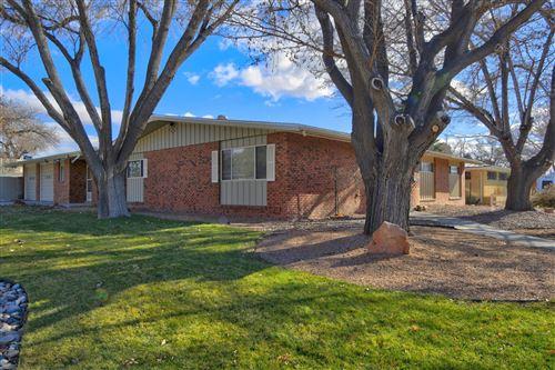 Photo of 3024 SAN PABLO Street NE, Albuquerque, NM 87110 (MLS # 980523)