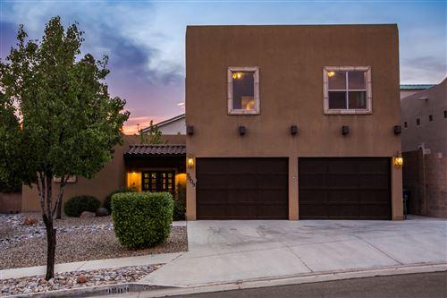 Photo of 9809 BENTON Street NW, Albuquerque, NM 87114 (MLS # 978524)