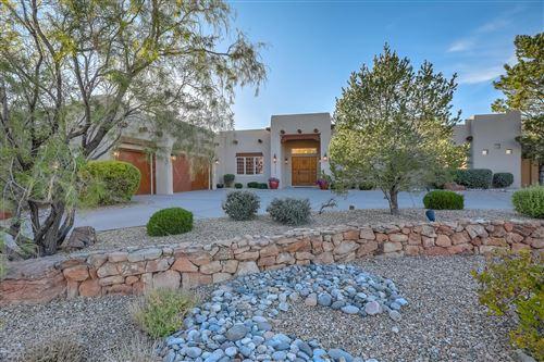 Photo of 13109 CANYON EDGE Trail NE, Albuquerque, NM 87111 (MLS # 979524)